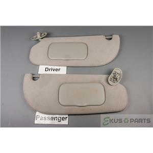 2004-2007 Ford Freestar Sun Visor Set with Covered Mirrors