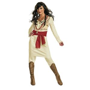 Prince of Persia Tamina Deluxe Adult Costume Size Large 12-14