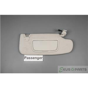 2013-2018 Ford Fusion Lincoln MKZ Passenger Sun Visor Lighted Mirror Adjust Bar