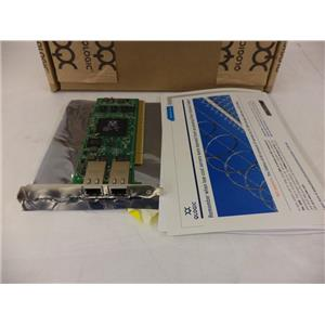 Q-Logic QLA4052C-CK Dual Port PCI-X to 1 GbE iSCSI Adapter