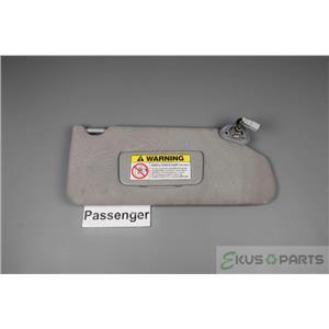 Passenger Side Sun Visor Covered Lighted Mirror 1998-2007 Honda Accord