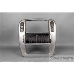 02-05 Ford Explorer Mercury Mountaineer for Auto Climate Center Dash Bezel Vent