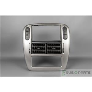 02-05 Ford Explorer Mercury Mountaineer for Auto Climate Center Dash Bezel Vent