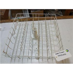 FRIGIDAIRE DISHWASHER 154331605 154336020 LOWER RACK USED PART *SEE NOTE*