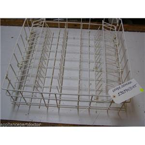 FRIGIDAIRE DISHWASHER 5303943045 UPPER RACK USED PART *SEE NOTE*