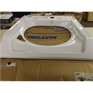 Maytag Washer  22002739  Cover, Top (wht)   NEW IN BOX