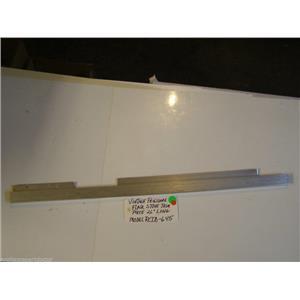 "Model RCIB-645 Vintage Frigidaire Flair Stove Trim Piece 26"" Long"