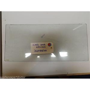 FRIGIDAIRE STOVE 316088700 Glass,oven Door ,airwash  USED