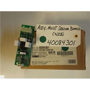 Maytag Amana Dryer  40084301  Assy,moist Sensor Board  NEW IN BOX