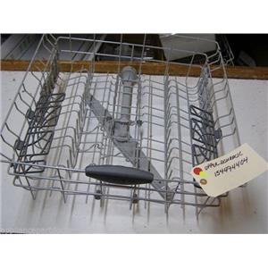 FRIGIDAIRE DISHWASHER 154494404 GREY UPPER RACK USED PART *SEE NOTE*