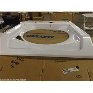 Maytag Washer  22003468  Cover, Top (wht-aspkd)  NEW IN BOX