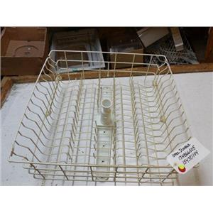 FRIGIDAIRE DISHWASHER 154866505 154321104 UPPER RACK USED PART *SEE NOTE*