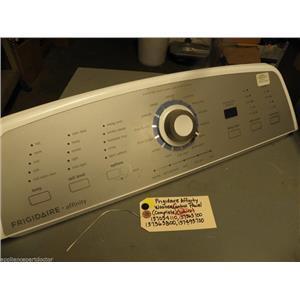 Frigidaire Affinity Washer Control Panel 137054110 137363700 137363800 137493700