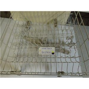 WHIRLPOOL DISHWASHER 8539214 UPPER RACK USED PART *SEE NOTE*