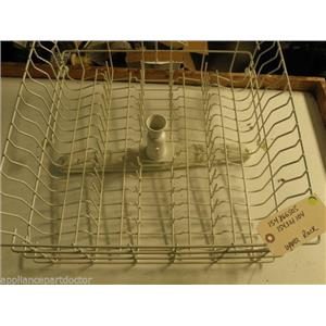 FRIGIDIARE DISHWASHER 154866505 154321104 UPPER DISHRACK USED PART ASSEMBLY