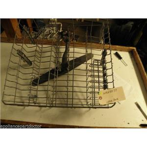 MAYTAG DISHWASHER W10240139 UPPER RACK USED PART *SEE NOTE*