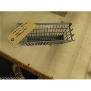 MAYTAG DISHWASHER W10171451 99002620 BLUE AUXILLARY BASKET USED PART ASSEMBLY