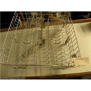 WHIRLPOOL DISHWASHER 8539242 UPPER RACK USED PART *SEE NOTE*