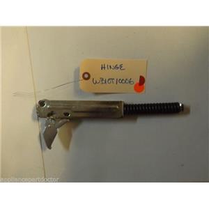 GE STOVE WB10T10006 Door Hinge  used part