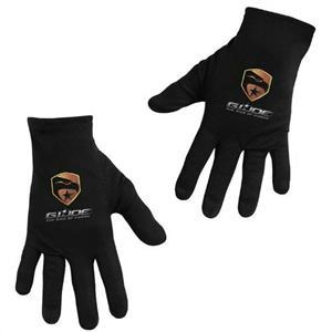 G.I. Joe The Rise of Cobra Black Adult Gloves