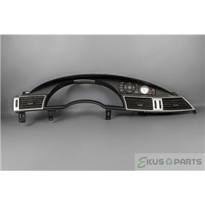 2004-2008 Chrysler Pacifica Dash Trim Bezel with Vents and Nav Buttons