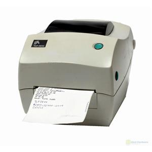 ZEBRA 2844-10400-0001 TLP2844 Thermal Transfer Barcode Label Printer Network USB