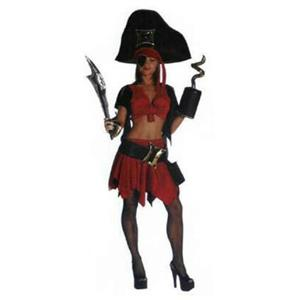 Pretty Pirate Oversized Adult Costume
