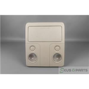 2006-2008 Suzuki Grand Vitara Overhead Console with Map Lights and Storage