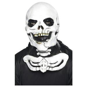 Skeleton Mask With Chest Piece