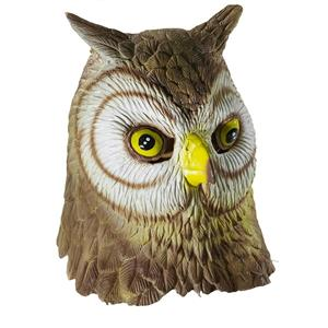 Deluxe Owl Latex Adult Mask
