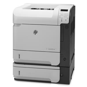 HP LASERJET M602N LASER PRINTER WRNTY REFURBISHED CE991A EXTRA TRAY & NEW TONER
