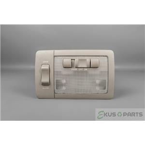 2005-2010 Scion tC Overhead Console OEM Map Lights Sunroof Door light switch