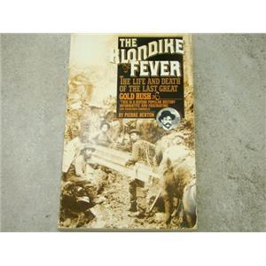 """The Klondike Fever"" by Pierre Berton, Paperback, Gold Rush, Mining #1"