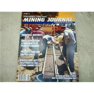 ICMJ's Prospecting and Mining Journal Magazine June 2012- Prospecting Copper ore