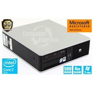 HP DC7900 SFF Windows 7 PRO Desktop 3.0 GHz Core 2 Duo 4 GB 500 GB DVD-RW [56]