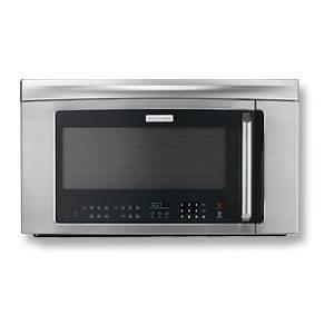 NIB ELECTROLUX IQ-Touch EI30BM55HS  2.0 cu. ft. Over-the-Range Microwave Oven