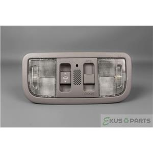 2009 Honda Civic Overhead Console with Sun Roof Switch an Map Lights