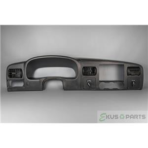 2005-2007 Ford F250 F350 SD Dash Trim Bezel w/ Vents 4WD Switch and Power Point