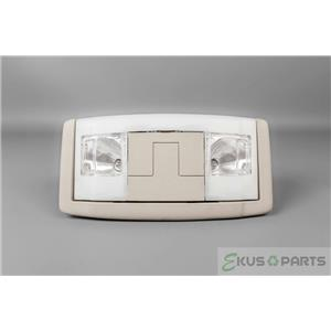 Ford Taurus Focus Sedan Front WD Overhead Console with Map lights 2010-2012