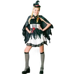 Frisky Witch Child Girls Costume Medium (8-10)