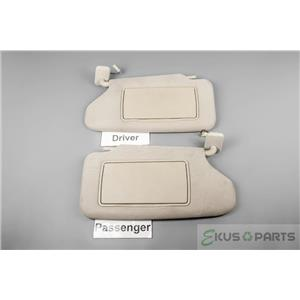 2010 Nissan Altima Coupe Sun Visor With Covered Lighted Mirrors . ekusparts 34897a0a9a2