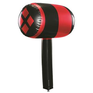 Batman Harley Quinn Inflatable Mallet Costume Accessory