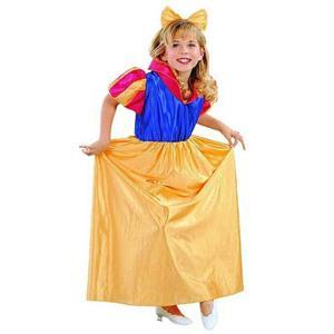 RG Costumes Child Snow White Girls Costume Size Medium 8-10