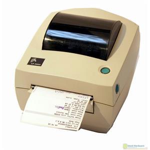 Zebra LP2844 2844-20301-0001 Direct Thermal Barcode Label Printer USB Peeler