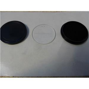 Fowler 52-661-008 Glass Reticle For 10X Pocket Optical Comparitor
