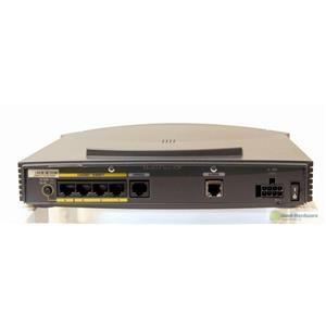 Cisco828 4-port 10-Mbps Ethernet hub 2-wire G.SHDSL Integrate Service Router New