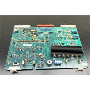 Used: MicroMass Low Mass Generator Control PCB Board N920203A Issue 2