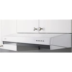 "zephyr Power ES1E30AW 30"" 280 CFM Internal Blower Range Hood WHITE COLOR"