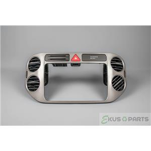 2009-11 Volkswagen Tiguan Radio Dash Trim Bezel with Vents and Indicator