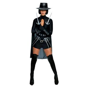 Secret Wishes Women's Sexy V for Vendetta Female Adult Costume XS